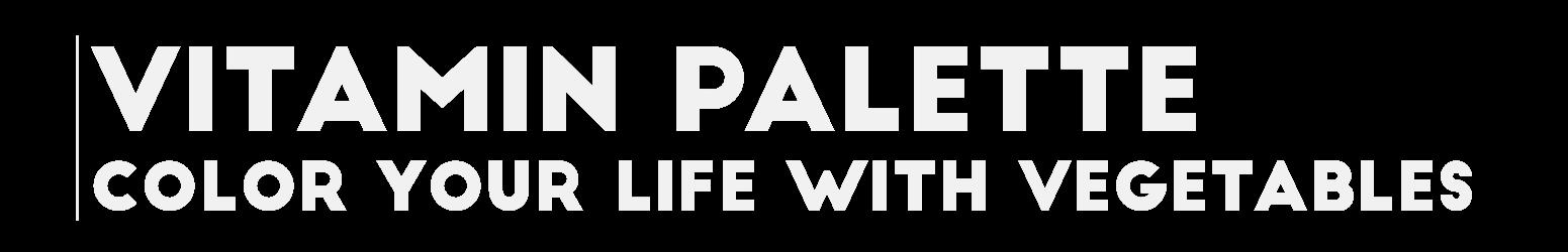 VITAMIN PALETTE
